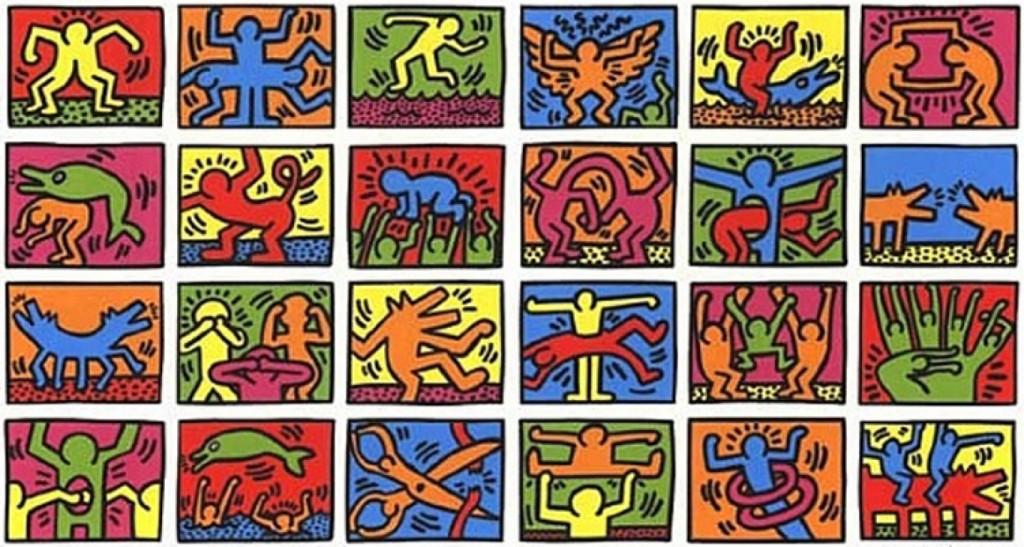 Keith Haring esponente del graffitismo | Incontemporanea.it