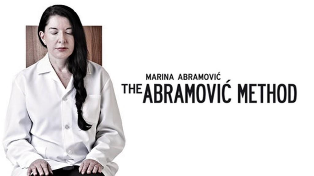 Marina Abramovic The Abramovich method