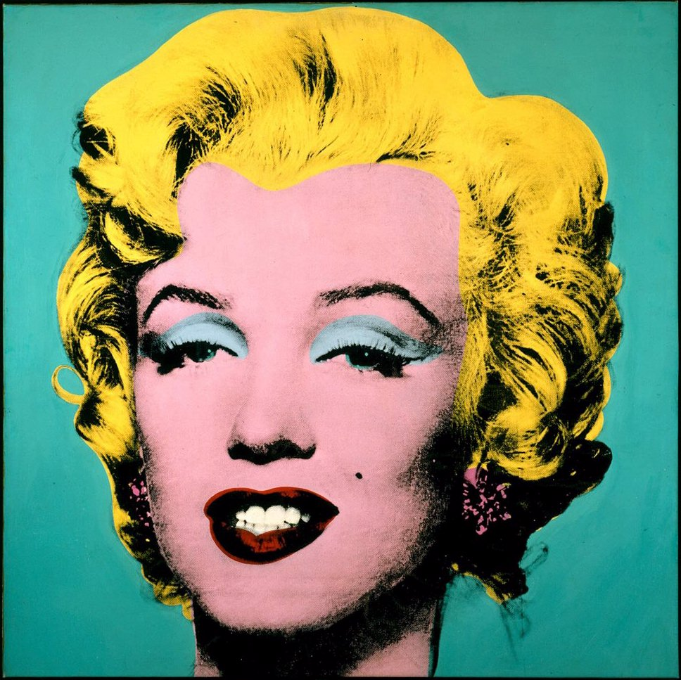 andy warhol maryling
