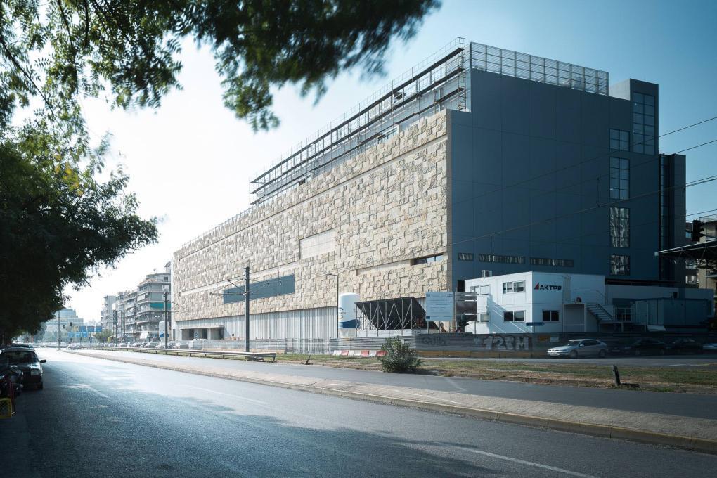 atene sede condivisa della rassegna di contemporary art dOCUMENTA 14