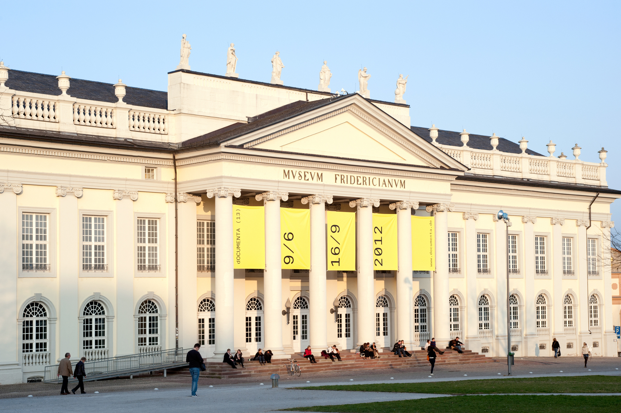 dOCUMENTA mostra arte contemporanea europea germania grecia