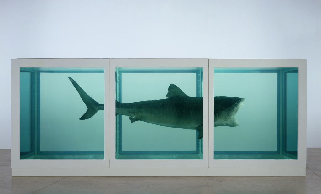 Damien Hirst, Freeze