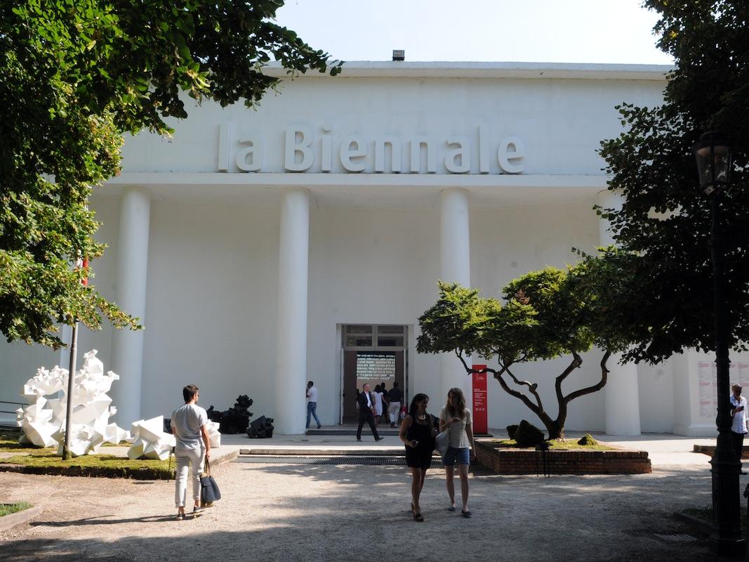 la biennale venezia padiglione centrale