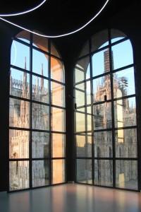museo del novecento Arengario Milano
